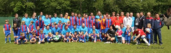 STV Hünxe - Tag der Legenden 2012